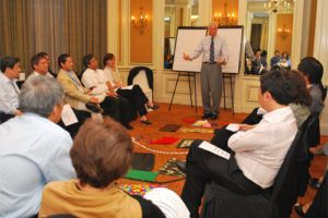 Speaking and Trainings